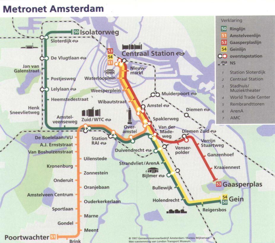 Location | Bed & Breakfast Zuid-Oost Heesterveld Amsterdam